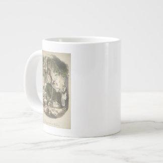 Circa 1900: The Ghost of Christmas Present Giant Coffee Mug