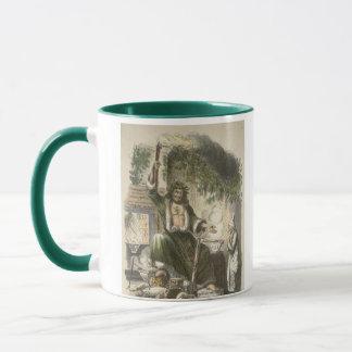 Circa 1900: The Ghost of Christmas Present Mug