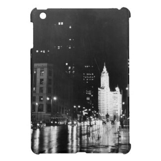circa 1954:  A view down Michigan Avenue iPad Mini Cover