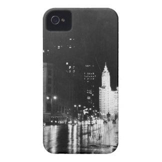 circa 1954:  A view down Michigan Avenue iPhone 4 Case