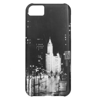 circa 1954:  A view down Michigan Avenue iPhone 5C Case