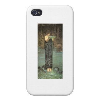 Circe in her element iPhone 4/4S case