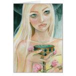 Circe - myth greeting cards