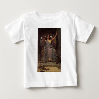 Circe Offering the Cup to Odysseus Baby T-Shirt