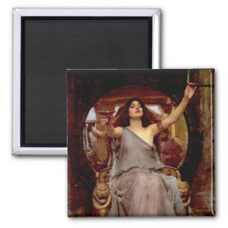 Circe Offering the Cup to Odysseus - Refrig Magnet