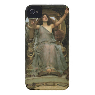 Circe Offering the Cup to Ulysses by JW Waterhouse iPhone 4 Covers