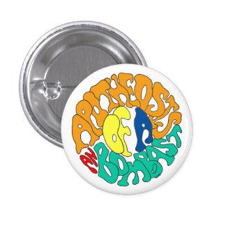 Circle 3 Cm Round Badge