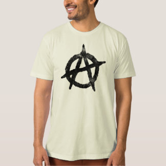 'circle a' anarchy symbol T-Shirt