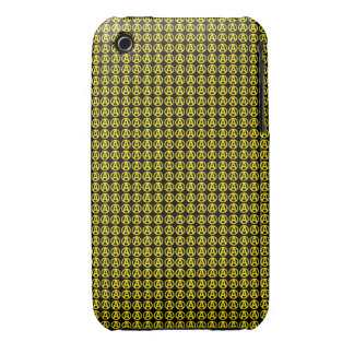 Circle A Phone Case iPhone 3 Case-Mate Cases