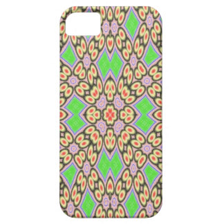 Circle and square pattern case for the iPhone 5