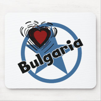 Circle Bulgaria Mouse Pad