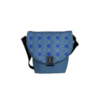 Circle Chic Courier Bags