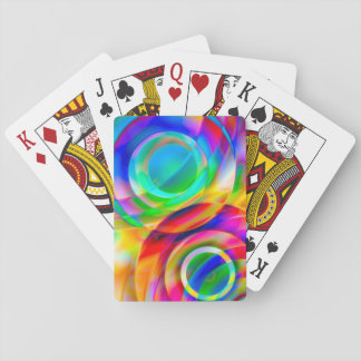 Circle Frenzy Playing Cards