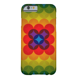 Circle hipppies barely there iPhone 6 case