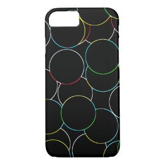 Circle iPhone Case