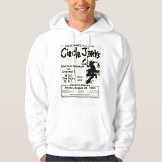 circle jerks gig hoodie