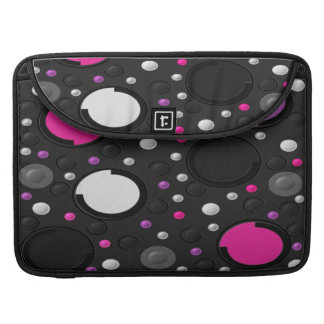 Circle MacBook Pro Sleeves