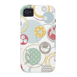 Circle Madness iPhone 4/4S Cases