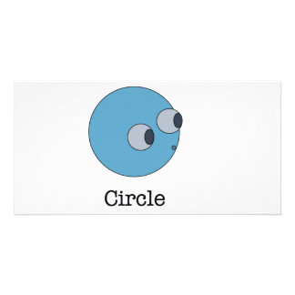 Circle_monsters 010 photo card template