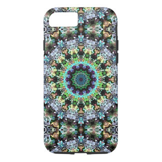 Circle of Colorful Symmetry iPhone 7 Case