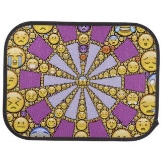 Circle of Emotions Car Mat