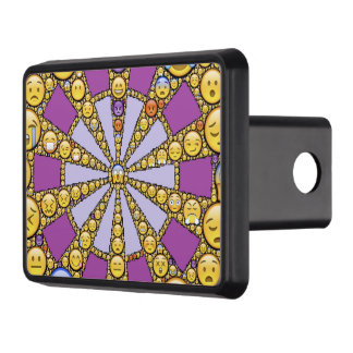 Circle of Emotions Hitch Cover