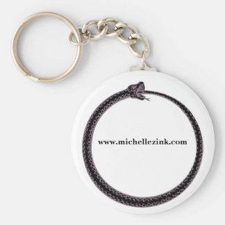 Circle of Fire Keychain
