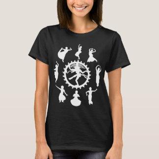 Circle of Indian Dance Women's Dark T-Shirt