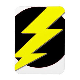 Circle of Lightning Magnet