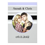 Circle of Love Save the Date Invitation
