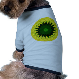 Circle of Patterns Pet T-shirt