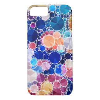 Circle Party iPhone 7 Case