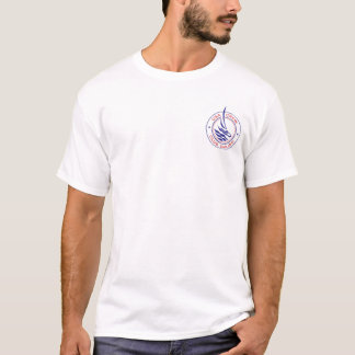 Circle Patch_USA Crew Club Sailing t-shirt