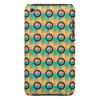 Circle Pattern 4th Generation iPod Touch Case