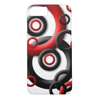 circle pattern iPhone 8/7 case