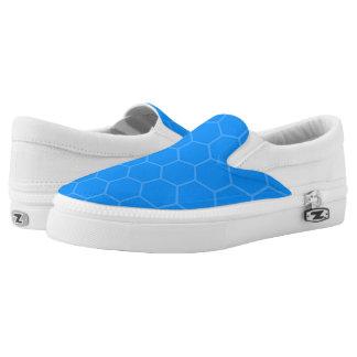 circle pattern Slip-On shoes