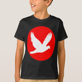 Circle & pigeon .png of day T-Shirt