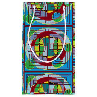 circle square gift bag