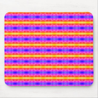 Circle Stripes Mouse Mat