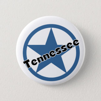 Circle Tennessee 6 Cm Round Badge