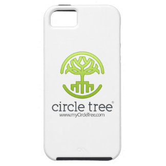 Circle Tree iPhone 5 Case