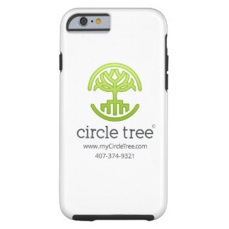 Circle Tree iPhone 6 case Tough iPhone 6 Case