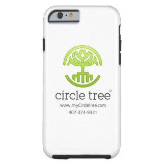 Circle Tree iPhone 6 case Tough iPhone 6 Case