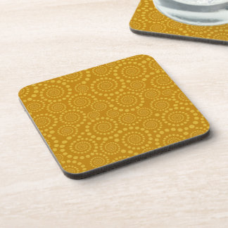 Circle Twirls custom coasters