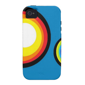 Circle World iPhone 4/4S Covers