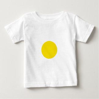 Circle Yellow Pantonec SqCircle Trans-1 The MUSEUM Baby T-Shirt