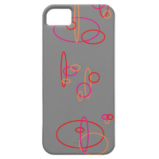 Circled circles case for the iPhone 5
