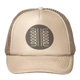 Circled Symbol - Transformer Trucker Hats