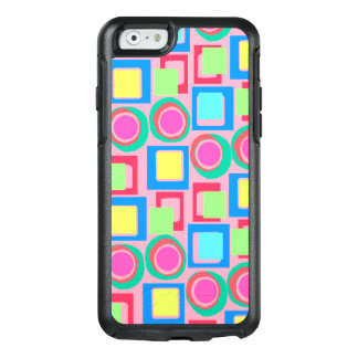 Circles and Squares OtterBox iPhone 6/6s Case