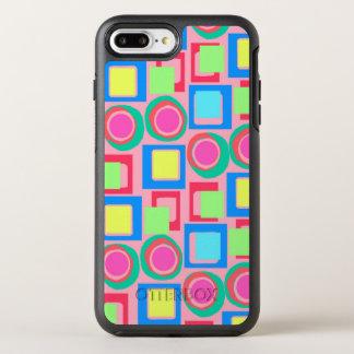 Circles and Squares OtterBox Symmetry iPhone 8 Plus/7 Plus Case